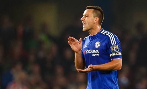 Terry: 'Chỉ Mourinho mới có thể cứu vớt Chelsea'