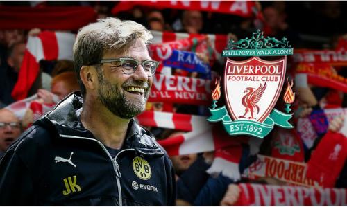 Liverpool chuẩn bị ký hợp đồng ba năm với Jurgen Klopp