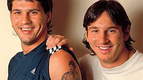 Anh trai Messi bị bắt vì sở hữu súng trái phép