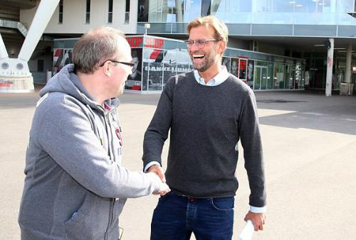 Klopp nói gì về tin sắp đến Liverpool