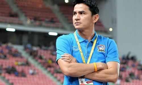 Kiatisuk đem bộ 'ba sát thủ' sang đấu tuyển Việt Nam