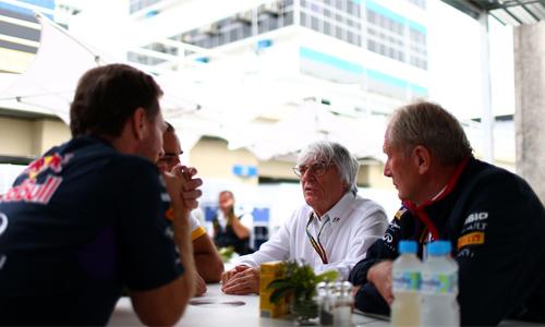 Red Bull đi vào ngõ cụt, có thể trở lại dùng động cơ Renault