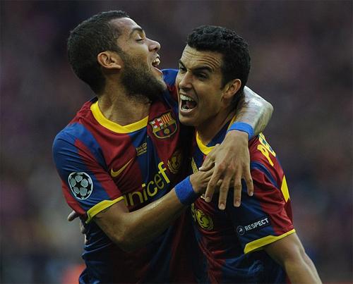 """Alves: """"Pedro sai lầm khi đến Chelsea"""""""