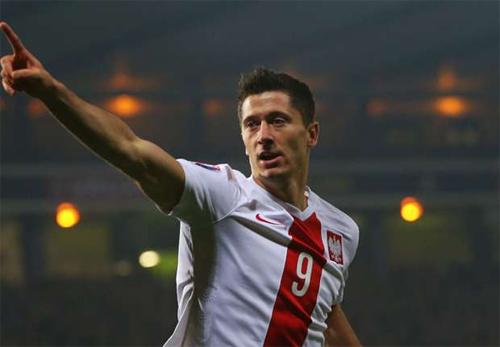 Lewandowski lập công quyết định, Ba Lan ngẩng cao đầu tới Euro