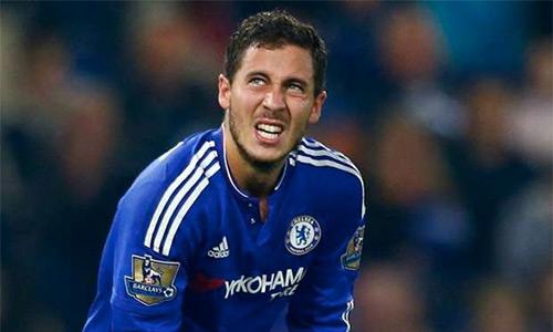 Eden Hazard: 'Tôi không rõ vì sao xuống phong độ'