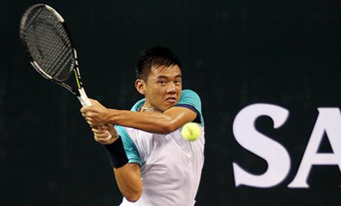 Hoàng Nam, Hoàng Thiên sớm chia tay Vietnam Open