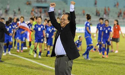 Chủ tịch LĐBĐ Thái Lan bị FIFA đình chỉ công tác