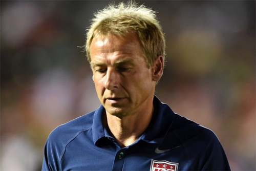 Lee Nguyễn đá dự bị trong trận Mỹ thua Costa Rica
