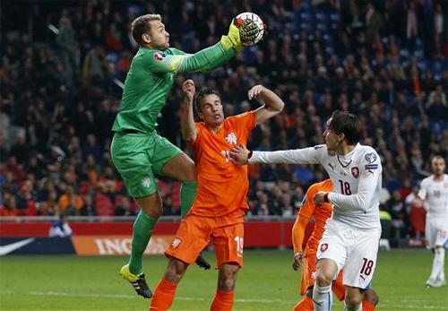 Hà Lan vỡ mộng dự Euro 2016