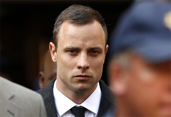 Pistorius sẽ tiếp tục bị quản chế tại địa phương cho tới khi thực hiện xong bản án 5 năm.