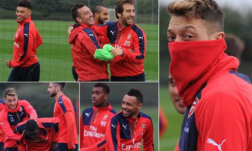 Arsenal: Như khúc hát yêu đời