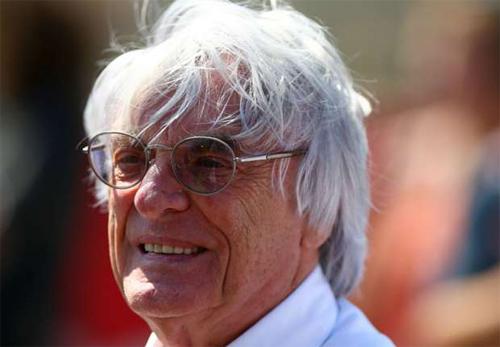 Ông trùm F1 ủng hộ Blatter trở lại ghế Chủ tịch FIFA