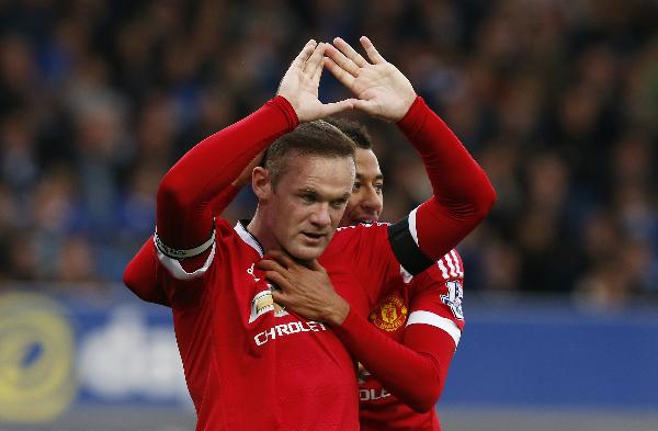 Man Utd đại thắng Everton, Rooney lập cột mốc mới