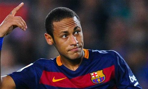 Neymar ghi bốn bàn, Barca đại thắng mà không cần Messi