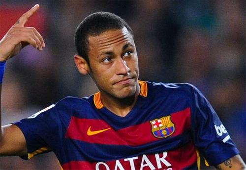 Neymar ghi bốn bàn, Barca mở tiệc mà không cần Messi