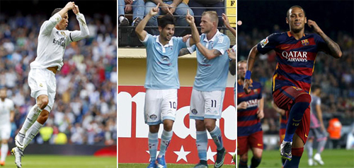 Bảng điểm La Liga căng nhất trong hai thập kỷ