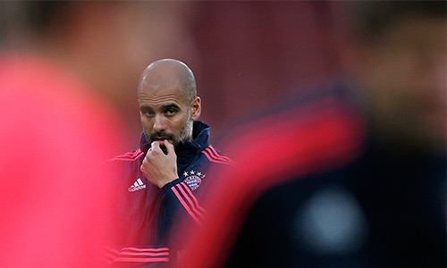 Guardiola: 'Arsenal như con thú vì bị dồn vào chân tường'