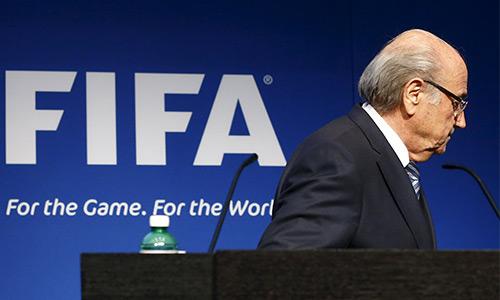 FIFA bầu Chủ tịch kế nhiệm Sepp Blatter ngày 26/2/2016