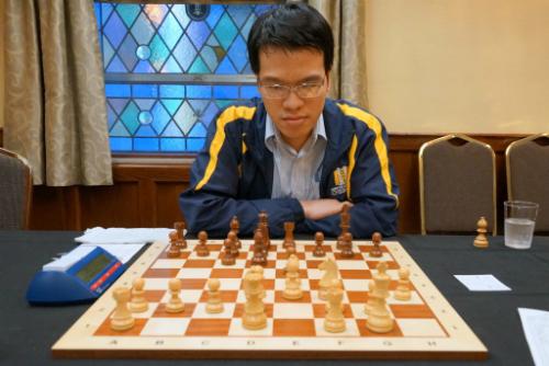 Lê Quang Liêm đứng trước cơ hội vô địch SPICE Cup 2015