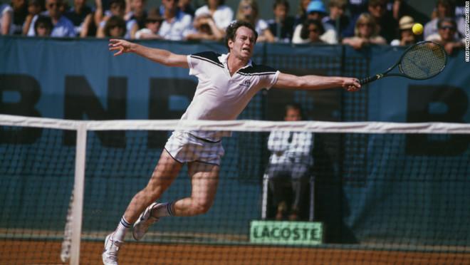 Những mùa giải thành công nhất trong lịch sử quần vợt nam - ảnh thể thao