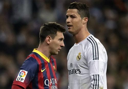 Messi: 'Tôi chưa bao giờ cạnh tranh với Ronaldo'