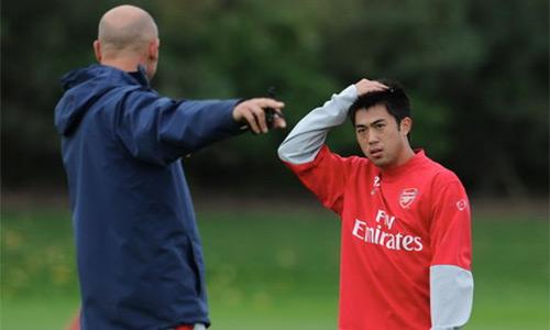 Lee Nguyễn và giấc mộng vỡ ở Arsenal