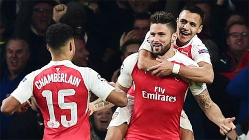 Có một Arsenal rất khác