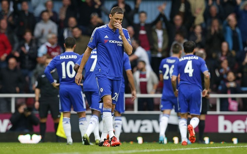 Mourinho bị đuổi, Chelsea bỏ mình trước đội 'sát đại gia'