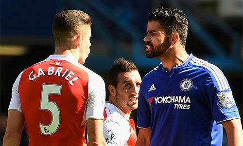 Costa: 'Tôi thay Suarez vào vai kẻ bị ghét nhất Ngoại hạng Anh'