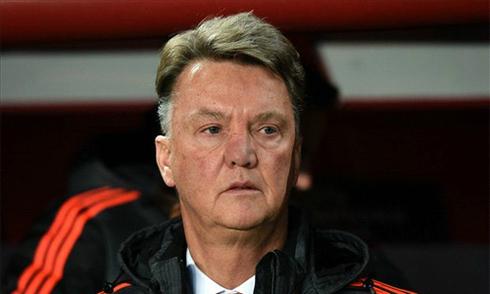 Van Gaal: 'Man Utd chỉ là cửa dưới khi gặp Man City'