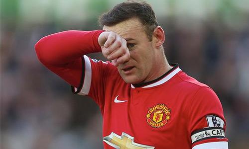 Wayne Rooney và nốt trầm tuổi 30