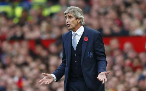 Pellegrini: 'Derby Manchester không hấp dẫn'