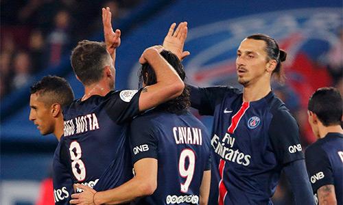 PSG nối dài mạch thắng, bỏ xa đội nhì bảng ở Ligue 1