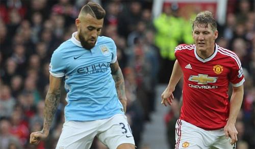 Trung vệ được chấm điểm cao nhất trận Man Utd - Man City