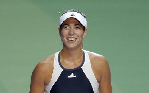 Sharapova mất vị trí số ba thế giới về tay Muguruza