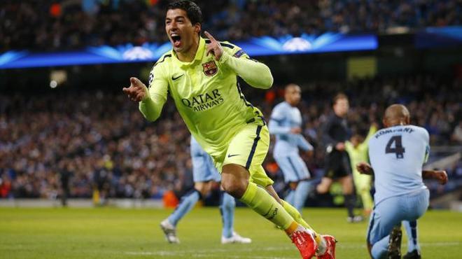 11 khoảnh khắc khó quên trong một năm vàng của Suarez - ảnh thể thao