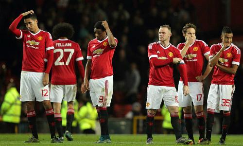 Man Utd gục ngã sau loạt luân lưu ở Cup Liên đoàn