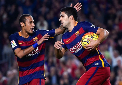 Qua mặt Messi và Ronaldo, Suarez quan trọng nhất 9 vòng đầu Liga