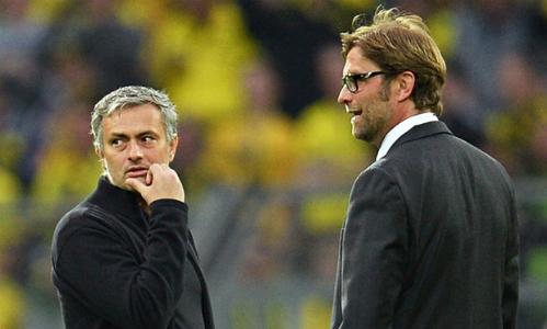 Klopp: 'Mourinho là người tử tế'