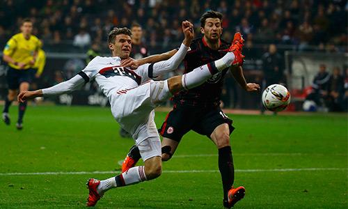 Bayern đứt mạch thắng kỷ lục