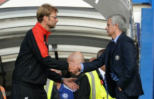 Klopp: 'Tôi đồng cảm với Mourinho'