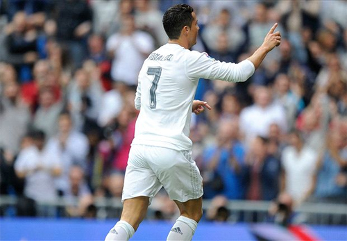 Ronaldo lập kỳ tích mới, Real củng cố ngôi đầu Liga