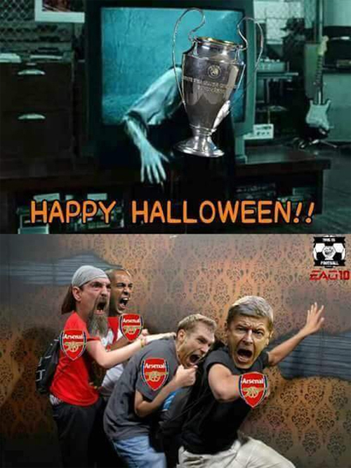 'Guardiola tụt quần Wenger' - ảnh thể thao