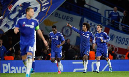 Willian - Cứu tinh của Mourinho và Chelsea