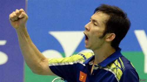 Tiến Minh giành vé vào tứ kết giải Bahrain