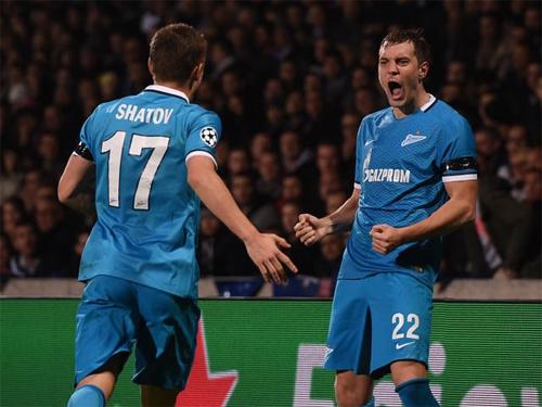 Ba đội sớm vào vòng loại trực tiếp Champions League