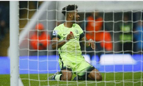 Man City bị đội bét bảng cầm chân