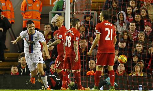 Liverpool thua trận đầu tiên dưới thời Jurgen Klopp