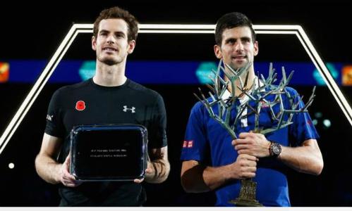 Djokovic lập kỷ lục giành sáu Masters 1000 trong một năm