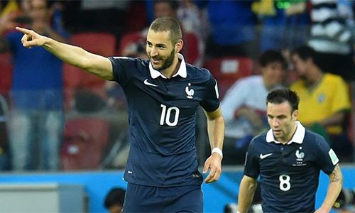 Nội bộ tuyển Pháp rối bời vì bê bối giữa Benzema với Valbuena
